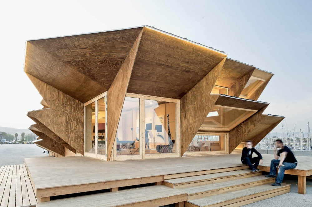 Endesa Pavilion / IaaC