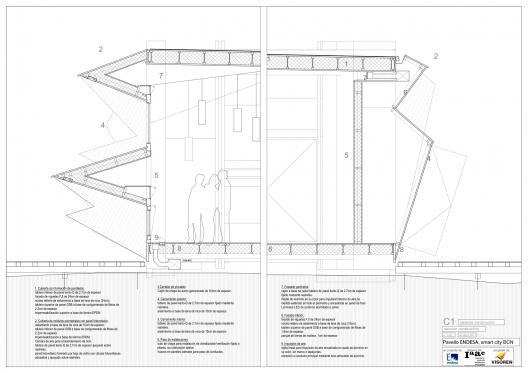 Endesa Pavilion Iaac Arquitectura Estudioquagliata Com