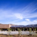 Mojave Rivers Ranger Station / Marcy Wong Donn Logan Architects © John Edward Linden