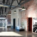 Rosie the Riveter Visitor Center / Marcy Wong Donn Logan Architects Courtesy of Marcy Wong Donn Logan Architects