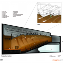 Masrah Al Qasba Theater / Magma Architecture Section Detail 01