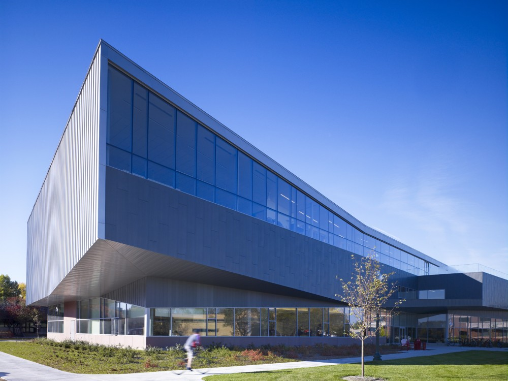 Beacom School of Business / Charles Rose Architects