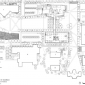 Beacom School of Business / Charles Rose Architects Inc. Site Plan 01