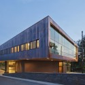 Franklin Regional Transit Center / Charles Rose Architects Inc.  Peter Vanderwarker