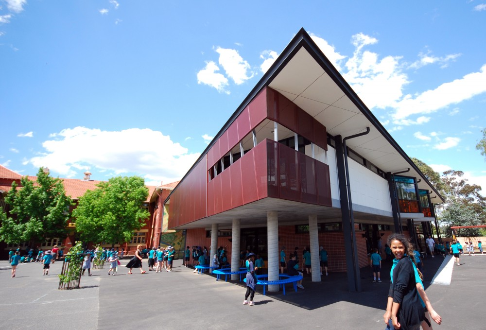 Flemington Primary School / Maddison Architects