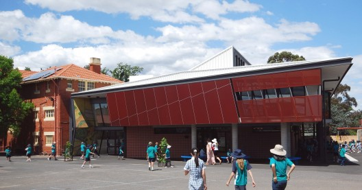 Flemington Primary School / Maddison Architects © Amir Shayan