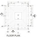 Ingfah Restaurant / Integrated Field co.,ltd. Floor Plan 01