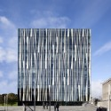 University of Aberdeen New Library / Schmidt Hammer Lassen Architects  Adam Mrk