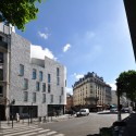 Social Housing in Paris / Bigoni Mortemard Architects Courtesy of Bigoni Mortemard Architects