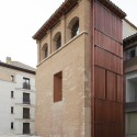 Refurbishment of the West Tower in Huesca City Hall / ACXT © Iñaki Bergera