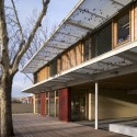 Jean Carrière Nursery School / Tectoniques Architects © Jerome Ricolleau