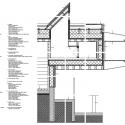Jean Carrière Nursery School / Tectoniques Architects Section 01