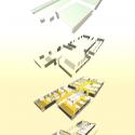 Jean Carrière Nursery School / Tectoniques Architects Detail 01