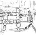 Jean Carrière Nursery School / Tectoniques Architects Plan 02