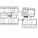 Jean Carrière Nursery School / Tectoniques Architects Plan 01