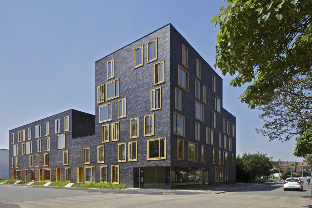 Hollande Béthune Social Housing / FRES Architectes