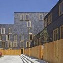 Hollande Béthune Social Housing / FRES Architectes © Philippe Ruault