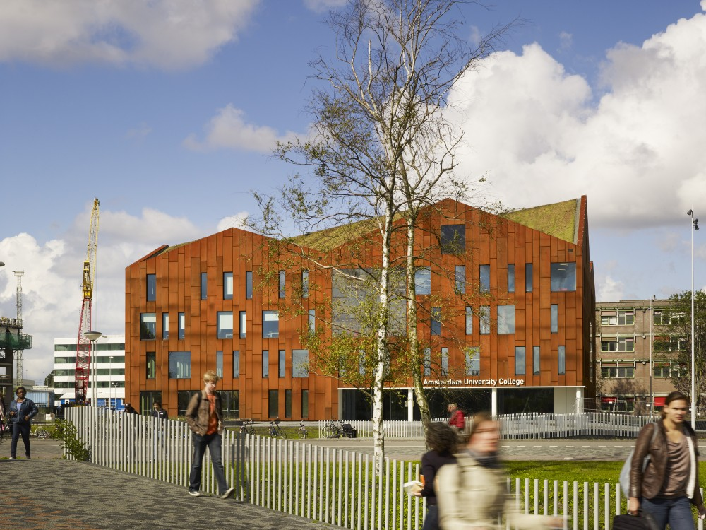 Amsterdam University College / Mecanoo