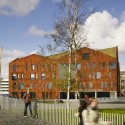 Amsterdam University College / Mecanoo © Christian Richters