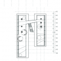 U Square / Atelier of Architects Top Floor Plan 01