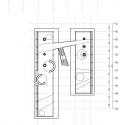 U Square / Atelier of Architects Top Floor Plan 01