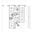 U Square / Atelier of Architects Upper Floor Plan 01