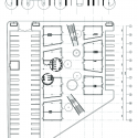 U Square / Atelier of Architects Ground Floor Plan 01