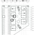 U Square / Atelier of Architects Ground Floor Plan 01