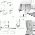 Bayside House / Grzywinski+Pons Sketch 02