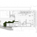International Centre for the Arts Jose de Guimarães / Pitagoras Arquitectos First Floor Plan 01