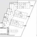 Auotmative Industry Exporters Union Technical and Industrial High School / Oficina Asma Bahçeleri Houses 4th Basement Floor Plan 01