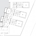 Auotmative Industry Exporters Union Technical and Industrial High School / Oficina Asma Bahçeleri Houses 2nd Basement Floor Plan 01