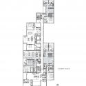 625 Rhode Island Avenue / Suzane Reatig Architecture Fourth Floor Plan 01