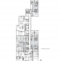 625 Rhode Island Avenue / Suzane Reatig Architecture Second Floor Plan 01