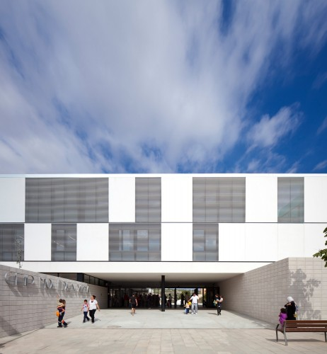 Mol den Xema School and Son Boga Nursery / BBarquitectes  Jaime Sicilia