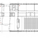 Cap Vermell Cultural Center in Cala Ratjada / BBarquitectes Ground Floor Plan 01