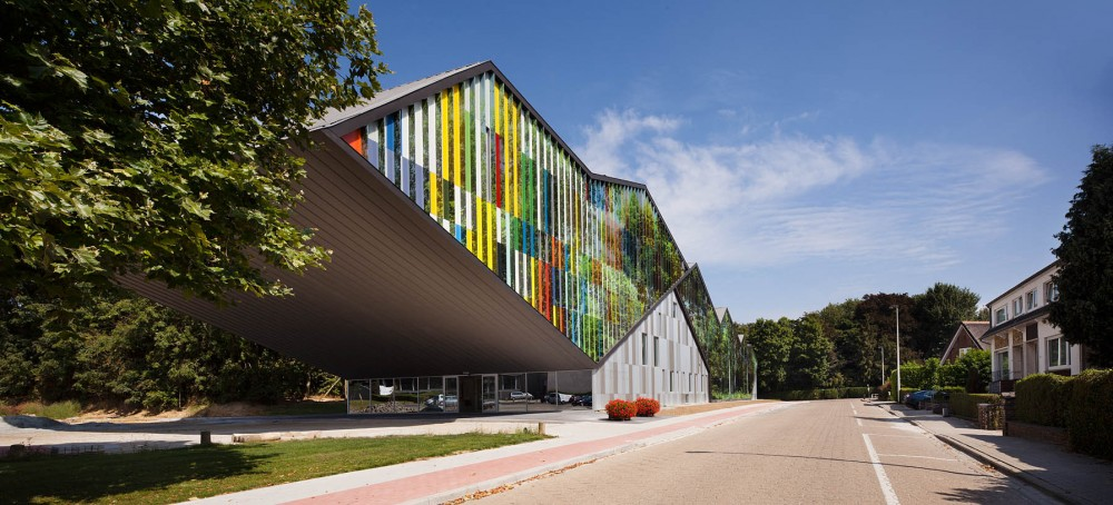 Academie MWD Dilbeek / Carlos Arroyo