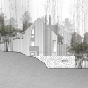 La Muna / Oppenheim Architecture + Design East Elevation 01