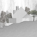 La Muna / Oppenheim Architecture + Design West Elevation 01