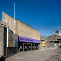 Queen Elizabeth Hall and Hayward Gallery © Morley von Sternberg