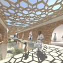 National Museum of Afghanistan Competition Winners (10) 3rd prize - Courtesy of fs-architekten, Paul Schröder Architekt BDA
