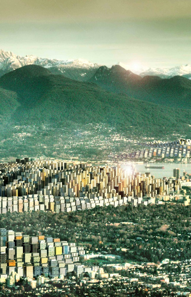 Re:think Housing Competition Entry / Jessie Andjelic, Albert Dijk and Philip Vandermey