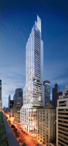425 Park Avenue; Image by dbox branding & creative for Foster + Partners