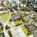 Seattle Center HUB (Hybrid Urban Bioscape) Competition Entry (1) Courtesy of Aétrangère