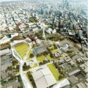 Seattle Center HUB (Hybrid Urban Bioscape) Competition Entry (3) Courtesy of Atrangre