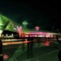 Seattle Center HUB (Hybrid Urban Bioscape) Competition Entry (4) Courtesy of Aétrangère
