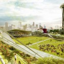 Seattle Center HUB (Hybrid Urban Bioscape) Competition Entry (5) Courtesy of Atrangre