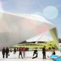 Seattle Center HUB (Hybrid Urban Bioscape) Competition Entry (6) Courtesy of Aétrangère