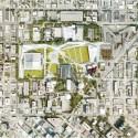 Seattle Center HUB (Hybrid Urban Bioscape) Competition Entry (8) master plan