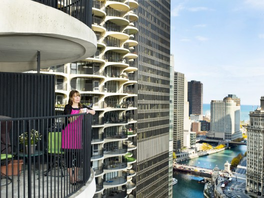Marina City / Bertrand Goldberg © Andreas E. Larsson